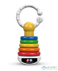 Fisher Price Gyűrűpiramis Csörgő (Mattel, DFR09)