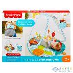 Fisher-Price: Halacskás Praktikus Játszószőnyeg (Mattel, FXC15)