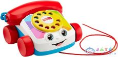 Fisher-Price: Készségfejlesztő Klasszikus Tárcsás Telefon (Mattel, FGW66)