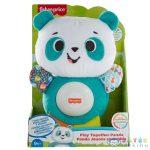Fisher-Price: Linkimals Játékos Panda (Mattel, GWL93)