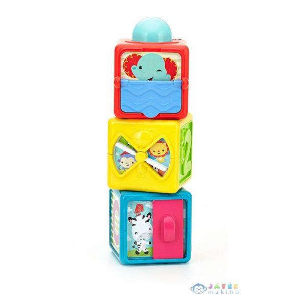 Fisher-Price: Mókakockák (Mattel, DHW15)