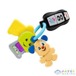 Fisher-Price: Tanuló Kocsikulcs (Mattel, GRF16)