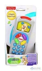 Fisher-Price Tanuló kutyus távirányító (Mattel, DLK24)