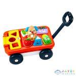 Fisher-Price: Tanuló Kutyusos Kocsi (Mattel, GHV10)