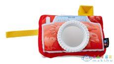 Fisher Price Tükrös Kamera Plüss (Mattel, DFR11)