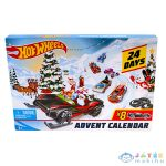Hot Wheels: Adventi Naptár (Mattel, FYN46)