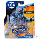 Hot Wheels Dc Karakter Kisautók: Mr. Freeze (Mattel, DKJ66-MR)