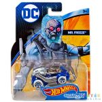 Hot Wheels Dc Karakter Kisautók: Mr. Freeze (Mattel, DKJ66-MR)