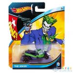 Hot Wheels Dc Karakter Kisautók: The Joker (Mattel, DKJ66-TJ)