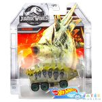 Hot Wheels Jurassic World: Stegosaurus Kisautó (Mattel, DMH73)
