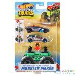 Hot Wheels: Monster Trucks Szörnykészítő - Többféle (Mattel, GWW13)