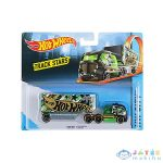 Hot Wheels Track Stars: Speed Fleet Kamion - Zöld (Mattel, BFM74)
