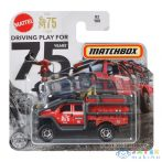 Matchbox: Driving Play For 75 Years Ford F-350 Superduty Kisautó (Mattel, C0859)