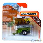 Matchbox Off-Road: Trailer Trawler Utánfutó (Mattel, C0859)