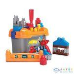 Mega Bloks: Első Építkezésem Tervezőasztal (Mattel, GNT92)