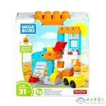 Mega Bloks: Építkezés (Mattel, DKX85)