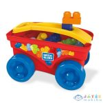 Mega Bloks: Kicsi Kocsi Kockákkal (Mattel, GPY95)