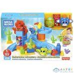 Mega Bloks: Kukucs Kockák Vízalatti Világ (Mattel, GNW64)