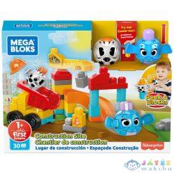 Mega Bloks: Kukucskockák Építkezés (Mattel, GRV37)