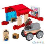 Wonder Makers: Garázs Kis Építőszett (Mattel, GLM42)