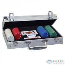 Propoker 200: Póker Készlet Alumínium Táskában - Dvd-Vel (Merchant, AMB-PR02702SP4D)