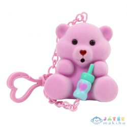 Bájos Bocsok Plüssmaci - Rózsaszín (MH, CCL01100)