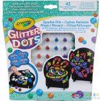 Crayola: Glitteres Dekorgyöngyök - Mozaikkép Készítő Készlet (MH, 04-0801)