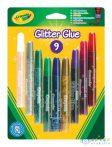 Crayola: Lemosható Csillámos Ragasztó - 9 Db (Crayola, 69-3527)