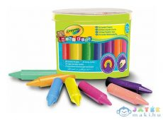 Crayola Mini Kids: 24 Db Tömzsi Viaszkréta (Crayola, 784)