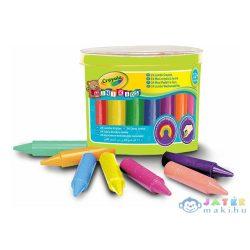 Crayola Mini Kids: 24 db tömzsi viaszkréta (Crayola, 81-2784)