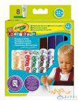 Crayola Mini Kids: Gyermek Filctoll Szett (Crayola, 8324)