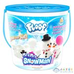 Floof! Hópehely Gyurma: Hóember Készlet - 120G (MH, 4402)