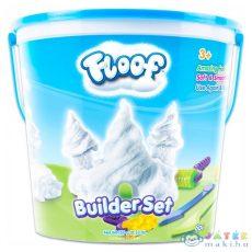 Floof! Hópehely Gyurma: Vödrös Formázó Készlet - 150G (MH, 4403)