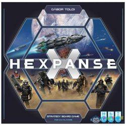 Hexpanse Társasjáték (MH, 707101)