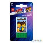 Lego Movie 2: Emmet És Rex Kapitány Radírkészlet (Lego, 52324)