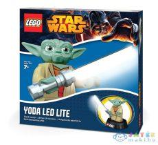 Lego Star Wars Asztali Lámpa - Yoda (Lego, m-LGL-LP9)