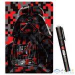 Lego Star Wars: Darth Vader Jegyzetfüzet Láthatatlanul Író Tollal 52224 (MH, 52224)