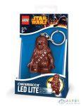 Lego Star Wars Világító Kulcstartó - Chewbacca (Lego, LGL-KE60)