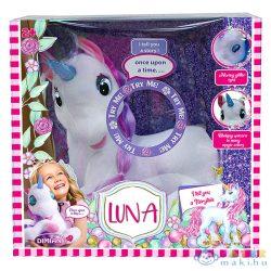 Luna Mesélő Unikornis Plüssfigura (MH, BD2003)