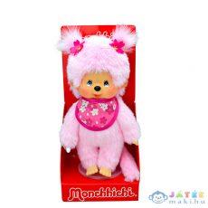 Monchhichi: Cseresznyevirág Lány Plüssfigura - 20 Cm (MH, 242894)