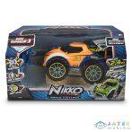Nikko Nano Vaporizr Távirányítós Autó - Narancssárga (MH, 10011)