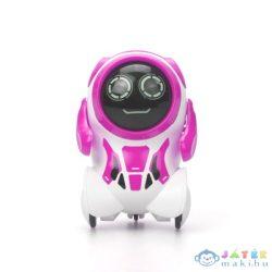 Silverlit: Pokibot Zsebrobot - Pink (MH, 88529)