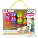 Tomy Toomies: Kukucska Meglepetéstojáskák Kanálon (MH, E73082)