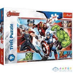 Trefl: Bosszúállók Puzzle - 300 Darabos (MH, 23000)