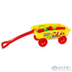 Combi Blocks: Építő Kocka Kocsiban (Mochtoys, 11042)