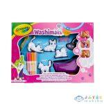 Crayola Washimals: Kimosható Állatkák - Kád Szett (Modell, 74-7249)