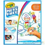 Crayola Color Wonder: Maszatmentes Kifestőlap Utántöltő (Modell-Hobby, 75-2479)
