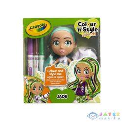 Crayola: Colour N Style Friends - Jade (Modell-Hobby, 918937.005)