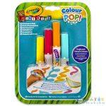 Crayola: Colour Pop! Irka-Firka Szőnyeg Utántöltő Filctoll (Modell-Hobby, 81-2007)