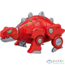 Dínómorfer: Stegosaurus - Piros (Modell-Hobby, 2110B)